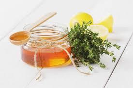 bienfait miel acné