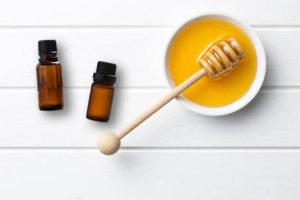 bienfaits miel acné