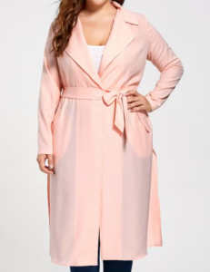Trench grande taille