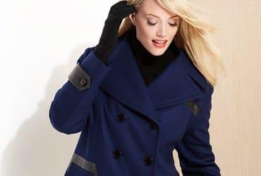 manteaux grandes tailles