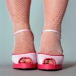 Tendance chaussure femmes ronde