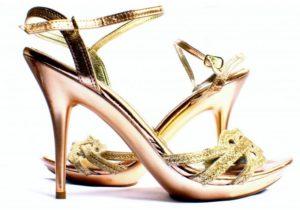 chaussures femme à la mode