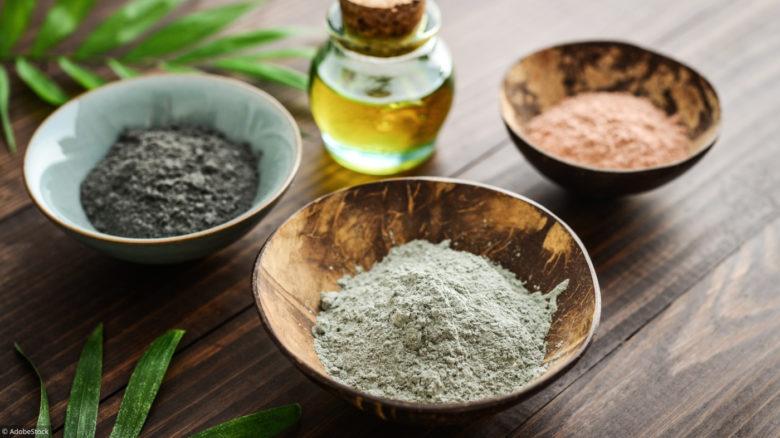 Bienfaits de l'argile verte pour la peau